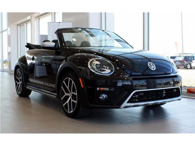 2018 Volkswagen Beetle 2.0 TSI Dune (Stk: 69203A) in Saskatoon - Image 1 of 22