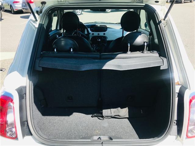 2014 Fiat 500 Sport (Stk: LF010490A) in Surrey - Image 9 of 25