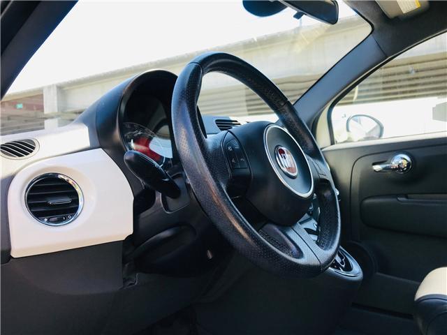2014 Fiat 500 Sport (Stk: LF010490A) in Surrey - Image 12 of 25
