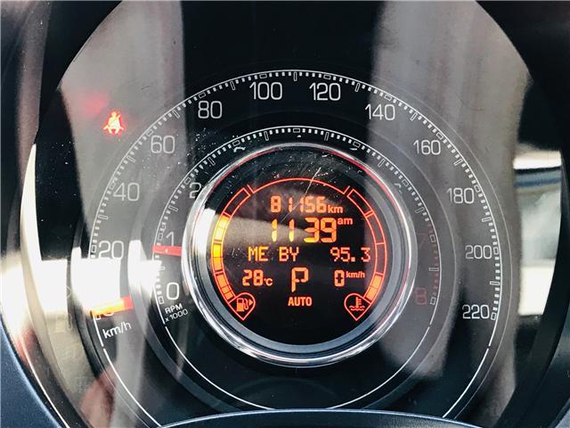 2014 Fiat 500 Sport (Stk: LF010490A) in Surrey - Image 16 of 25