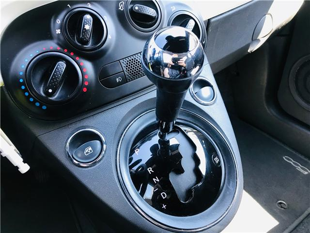 2014 Fiat 500 Sport (Stk: LF010490A) in Surrey - Image 22 of 25