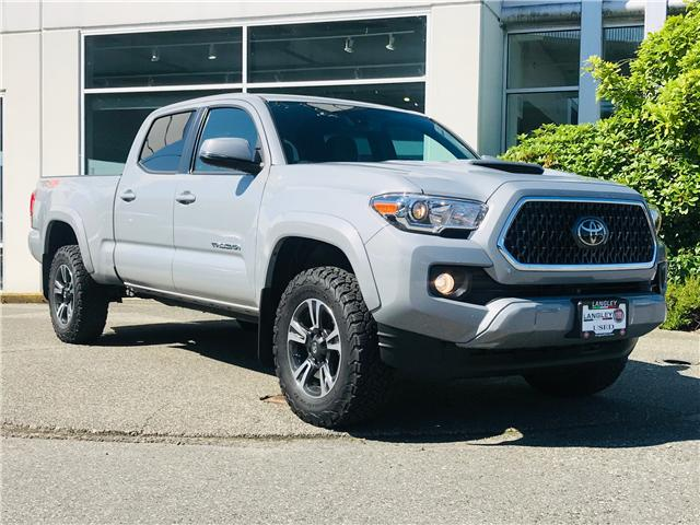 2018 Toyota Tacoma SR5 (Stk: J344901B) in Surrey - Image 2 of 30