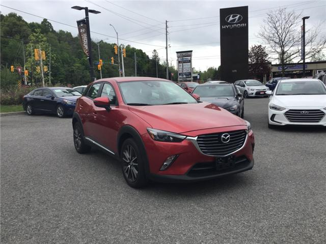 2016 Mazda CX-3 GT (Stk: P3299) in Ottawa - Image 1 of 11