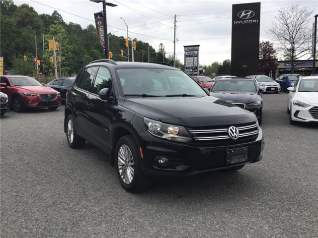 2016 Volkswagen Tiguan Highline (Stk: P3273) in Ottawa - Image 1 of 11
