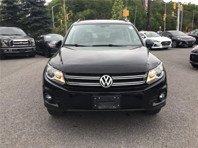 2016 Volkswagen Tiguan Highline (Stk: P3273) in Ottawa - Image 2 of 11