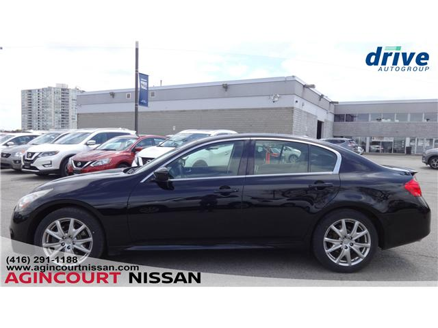 2013 Infiniti G37x Sport (Stk: JC144739B) in Scarborough - Image 2 of 22