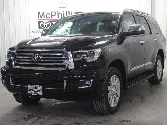 2019 Toyota Sequoia Platinum 5.7L V8 (Stk: S168589) in Winnipeg - Image 1 of 30