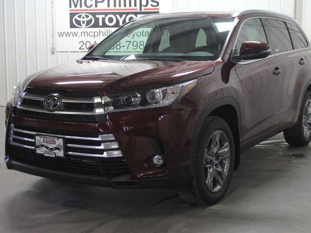 2019 Toyota Highlander Limited (Stk: S953083) in Winnipeg - Image 1 of 30