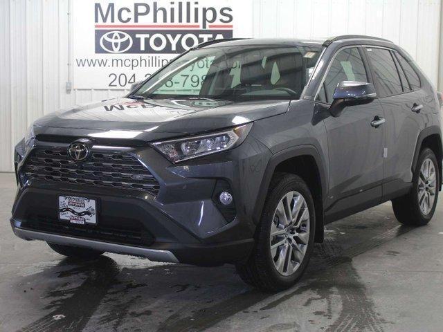 2019 Toyota RAV4 Limited (Stk: W023112) in Winnipeg - Image 1 of 30