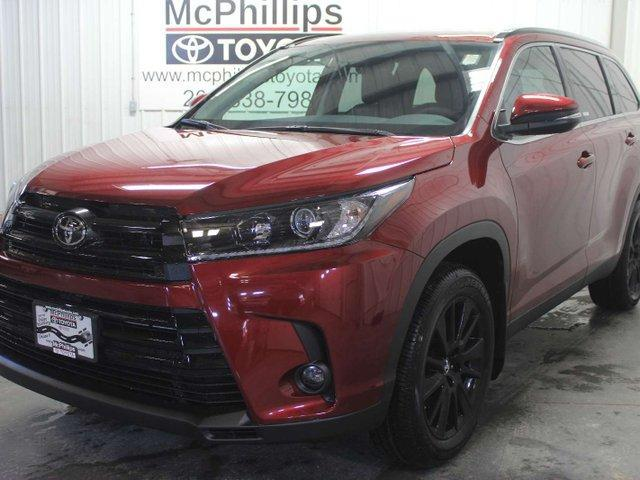 2019 Toyota Highlander XLE AWD SE Package (Stk: S584790) in Winnipeg - Image 1 of 29