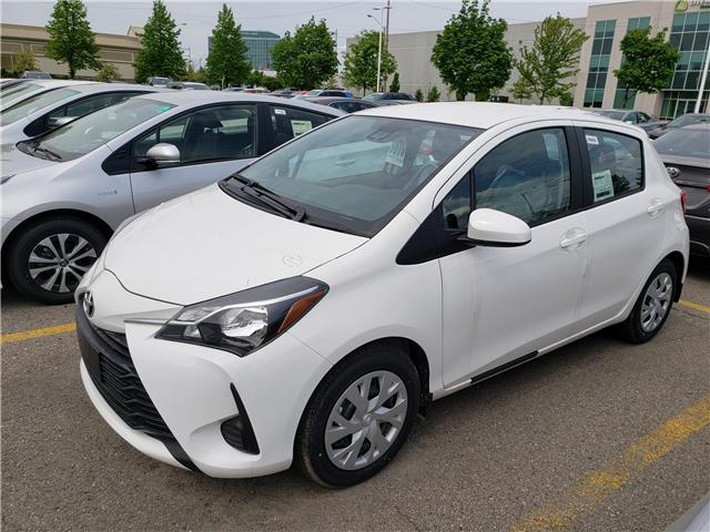 2019 Toyota Yaris LE (Stk: 9-879) in Etobicoke - Image 2 of 16