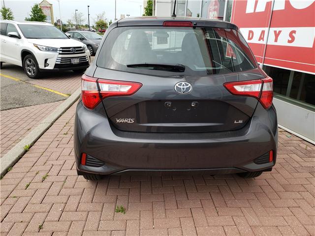 2018 Toyota Yaris LE (Stk: 8-1597) in Etobicoke - Image 4 of 16