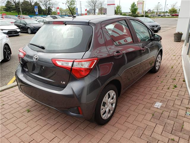 2018 Toyota Yaris LE (Stk: 8-1597) in Etobicoke - Image 5 of 16