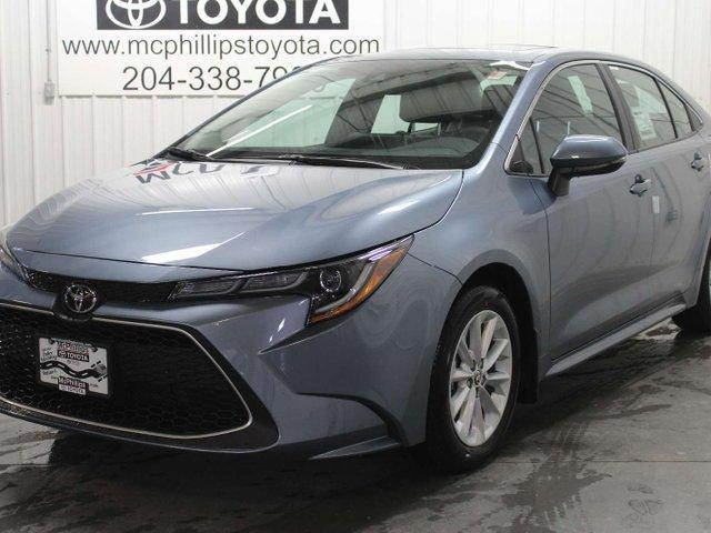 2020 Toyota Corolla XLE (Stk: P002565) in Winnipeg - Image 1 of 30