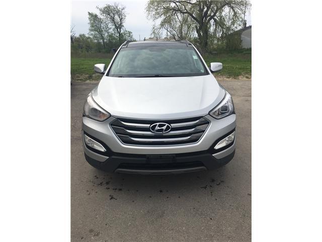 2015 Hyundai Santa Fe Sport 2.0T Limited (Stk: ) in Bolton - Image 1 of 24