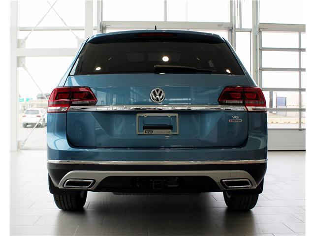 2019 Volkswagen Atlas 3.6 FSI Highline (Stk: 69170) in Saskatoon - Image 5 of 22