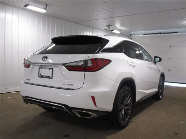 2018 Lexus RX 350 Base (Stk: 127112  ) in Regina - Image 4 of 32