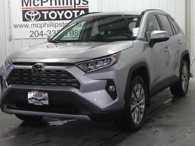 2019 Toyota RAV4 Limited (Stk: C008039) in Winnipeg - Image 1 of 30
