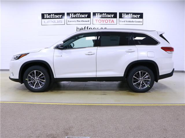 2019 Toyota Highlander Hybrid XLE (Stk: 191090) in Kitchener - Image 2 of 3