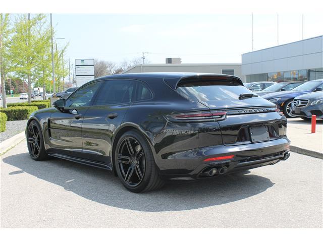 2018 Porsche Panamera Sport Turismo 4S (Stk: 16808) in Toronto - Image 8 of 28