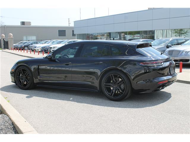 2018 Porsche Panamera Sport Turismo 4S (Stk: 16808) in Toronto - Image 9 of 28