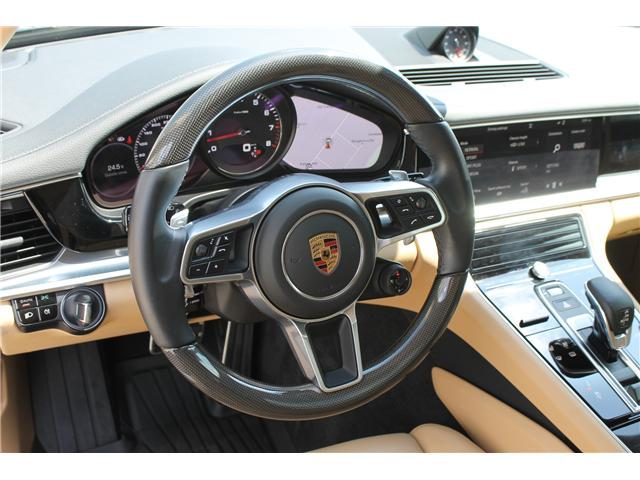 2018 Porsche Panamera Sport Turismo 4S (Stk: 16808) in Toronto - Image 16 of 28