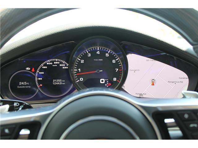 2018 Porsche Panamera Sport Turismo 4S (Stk: 16808) in Toronto - Image 17 of 28