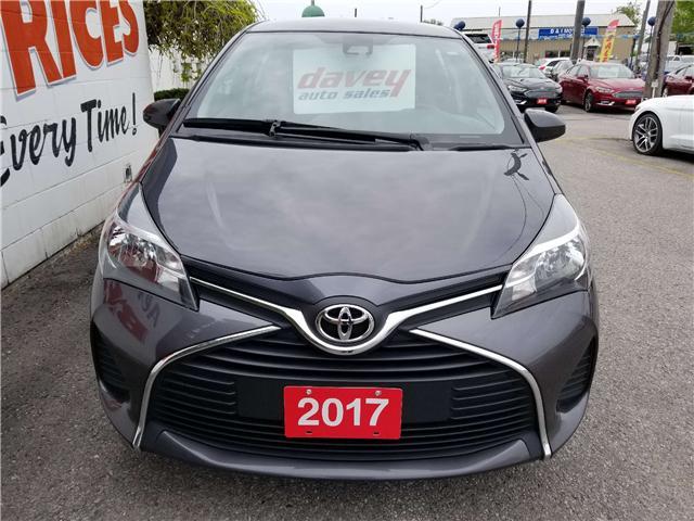 2017 Toyota Yaris LE (Stk: 19-354) in Oshawa - Image 2 of 15