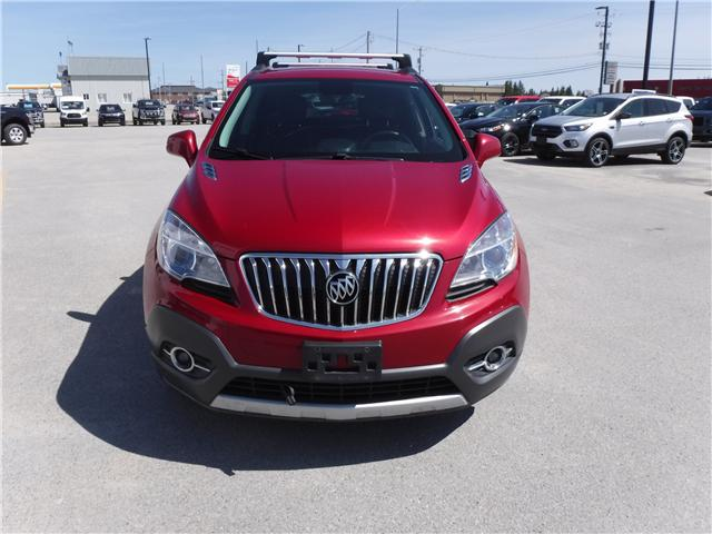 2013 Buick Encore Convenience (Stk: U-3884) in Kapuskasing - Image 2 of 9