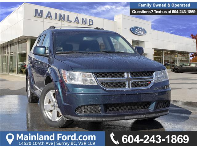2014 Dodge Journey CVP/SE Plus (Stk: 9F11083A) in Vancouver - Image 1 of 28