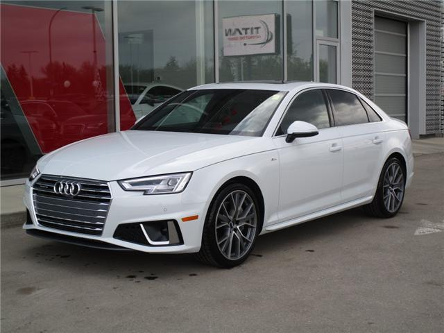 2019 Audi A4 45 Technik (Stk: 190157) in Regina - Image 1 of 35