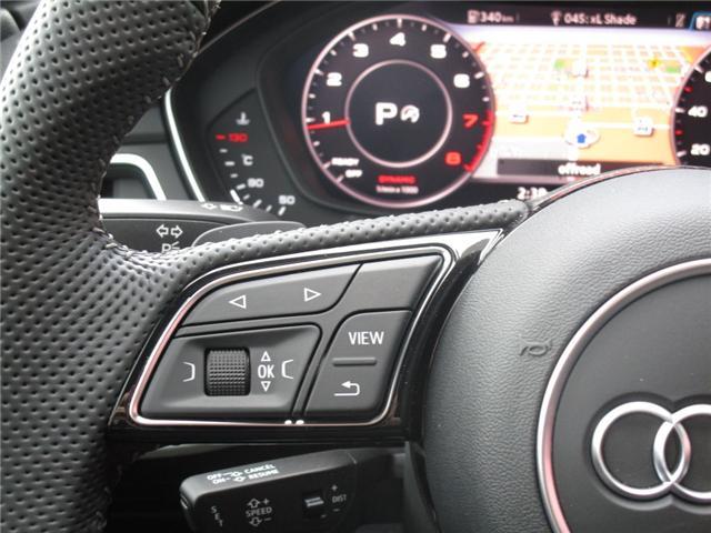 2019 Audi A4 45 Technik (Stk: 190157) in Regina - Image 19 of 35