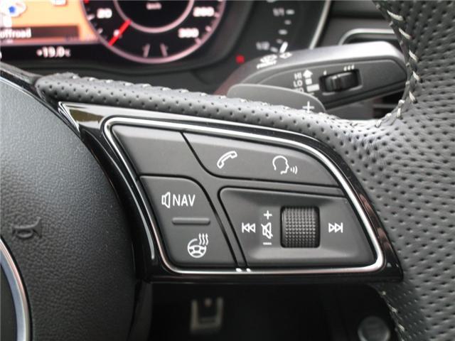 2019 Audi A4 45 Technik (Stk: 190157) in Regina - Image 20 of 35