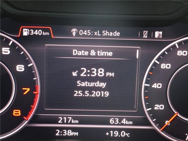 2019 Audi A4 45 Technik (Stk: 190157) in Regina - Image 21 of 35