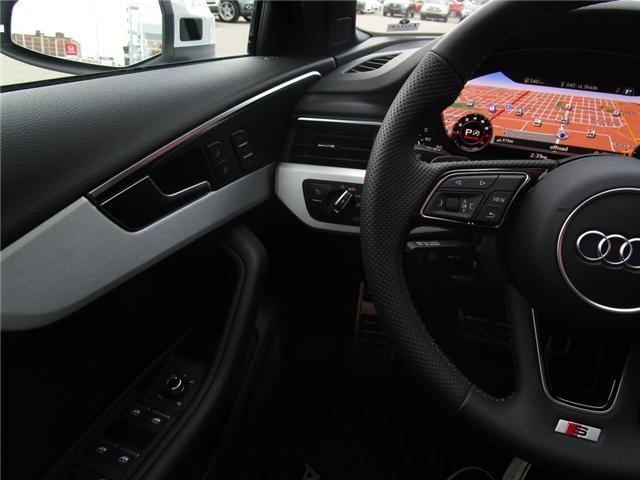 2019 Audi A4 45 Technik (Stk: 190157) in Regina - Image 23 of 35