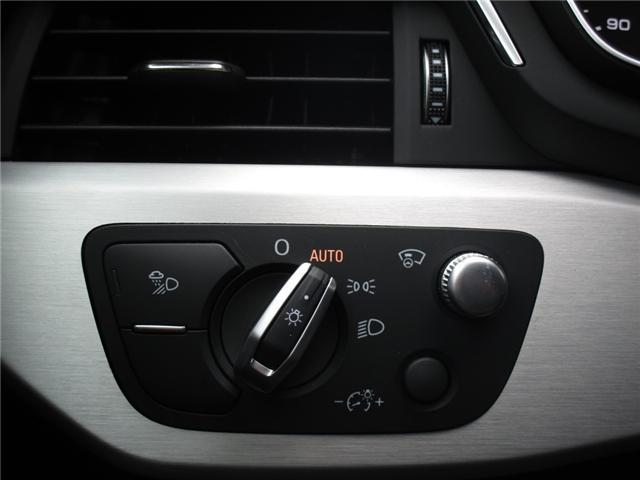 2019 Audi A4 45 Technik (Stk: 190157) in Regina - Image 24 of 35