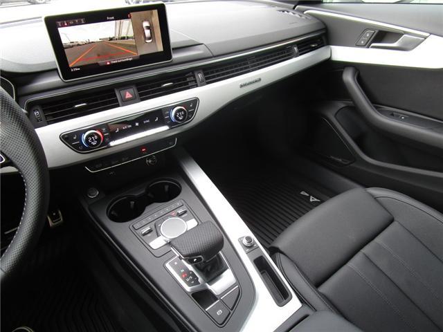 2019 Audi A4 45 Technik (Stk: 190157) in Regina - Image 25 of 35