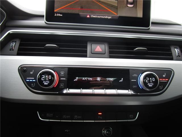 2019 Audi A4 45 Technik (Stk: 190157) in Regina - Image 27 of 35