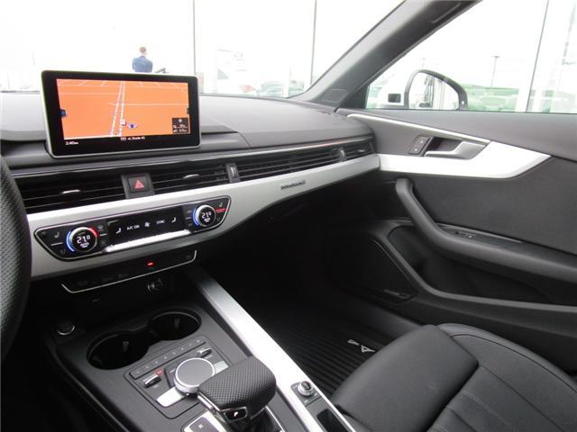 2019 Audi A4 45 Technik (Stk: 190157) in Regina - Image 30 of 35