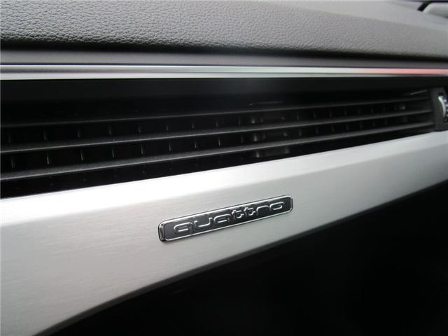2019 Audi A4 45 Technik (Stk: 190157) in Regina - Image 31 of 35