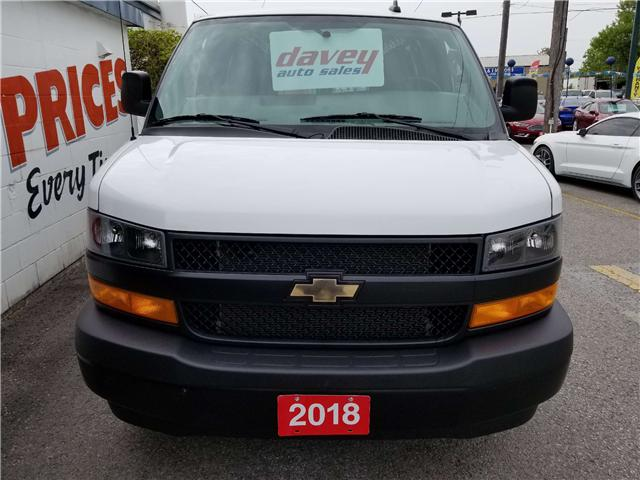 2018 Chevrolet Express 2500 Work Van (Stk: 19-351) in Oshawa - Image 2 of 11
