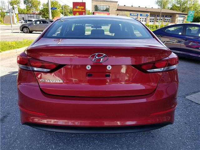 2018 Hyundai Elantra GL (Stk: DE19255) in Ottawa - Image 4 of 16