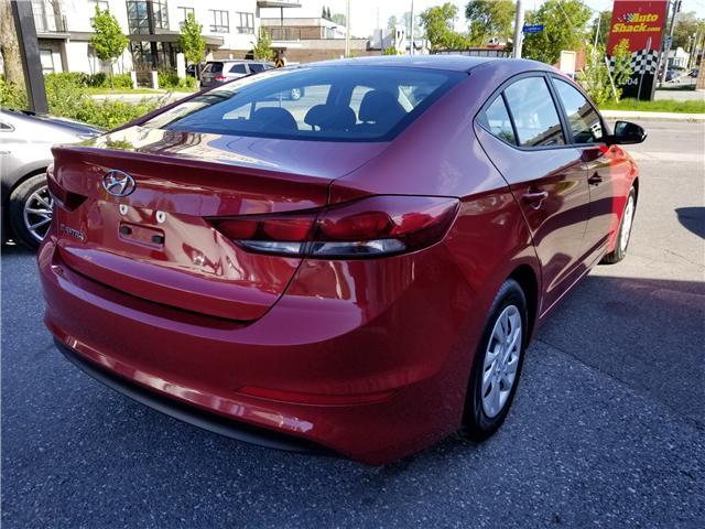 2018 Hyundai Elantra GL (Stk: DE19255) in Ottawa - Image 5 of 16