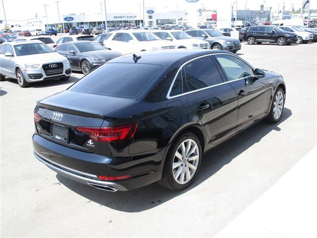 2019 Audi A4 45 Komfort (Stk: 190141) in Regina - Image 3 of 24