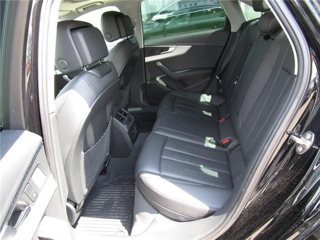 2019 Audi A4 45 Komfort (Stk: 190141) in Regina - Image 11 of 24