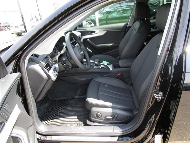 2019 Audi A4 45 Komfort (Stk: 190141) in Regina - Image 14 of 24