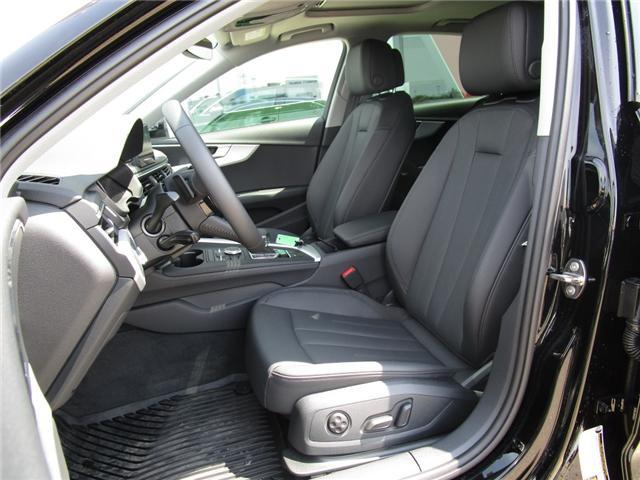 2019 Audi A4 45 Komfort (Stk: 190141) in Regina - Image 15 of 24