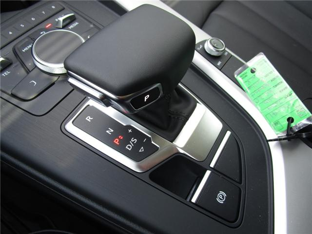2019 Audi A4 45 Komfort (Stk: 190141) in Regina - Image 20 of 24