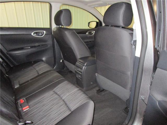 2018 Nissan Sentra 1.8 SV (Stk: F170682) in Regina - Image 25 of 28