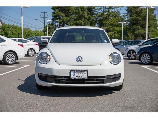 2015 Volkswagen Beetle 1.8 TSI Comfortline (Stk: VW0847) in Vancouver - Image 2 of 24